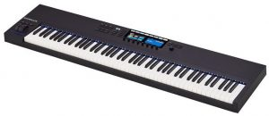 A very expensive but great investment here as an 88-key MIDI keyboard