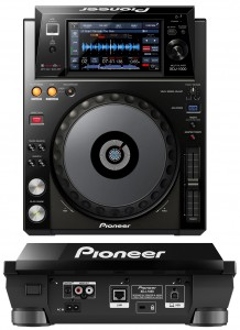 The new XDJ-1000 by Pioneer and our review