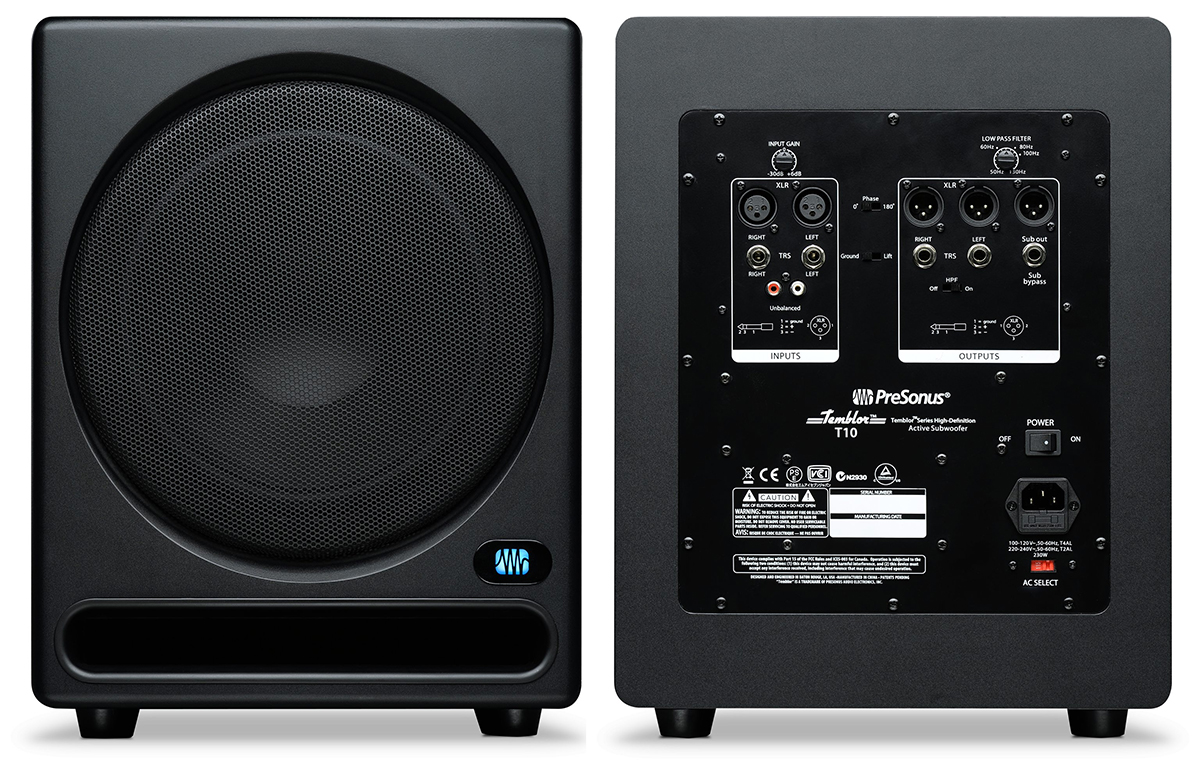 Yamaha  Inch Subwoofer Review