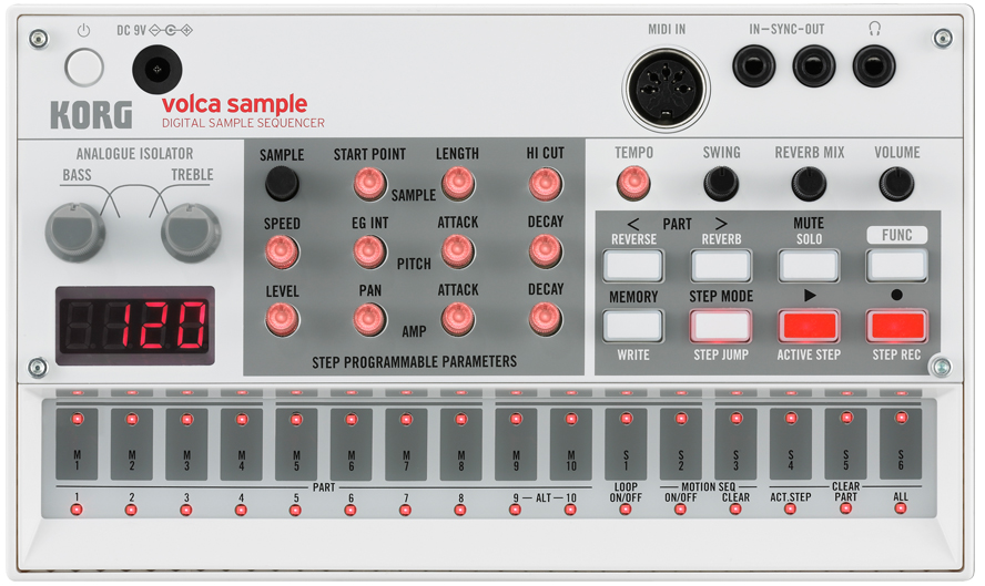 We review the new sequencer by Korg