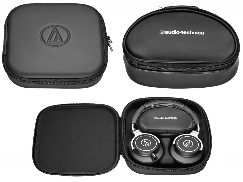 The nifty case we get with the M70x