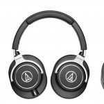 We review the new studio headphones by Audio-Technica, the ATH-M70x