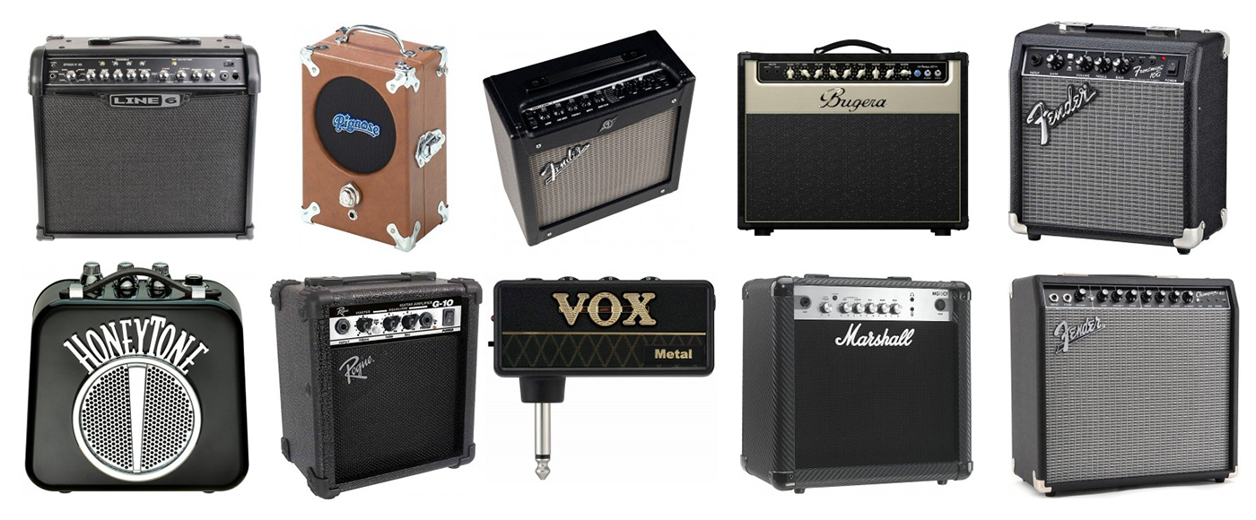 The Top 10 Best Guitar Amplifiers in the Market - The Wire Realm