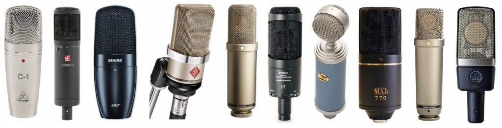 the top 10 best microphones for recording vocals the wire realm. Black Bedroom Furniture Sets. Home Design Ideas
