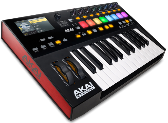 Our pick as the best 25-key MIDI keyboard