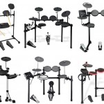 We review the top 10 best electronic sets of drums