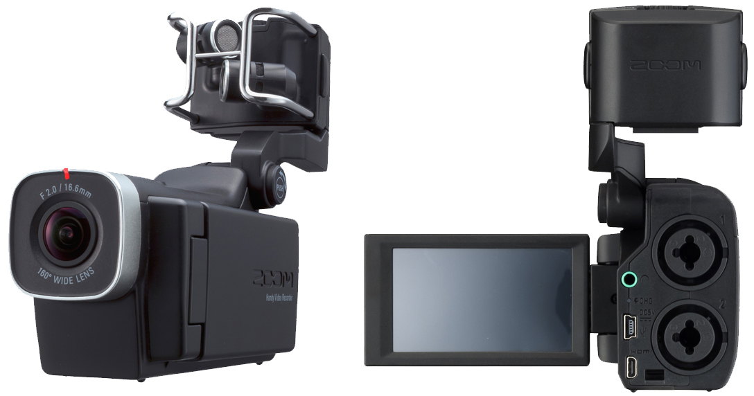 zoom q8 handheld hd video audio recorder review the wire realm. Black Bedroom Furniture Sets. Home Design Ideas