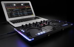 We review the new DJ controller by Korg