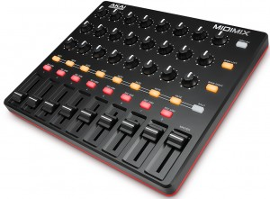 One of the best control surface models by Akai