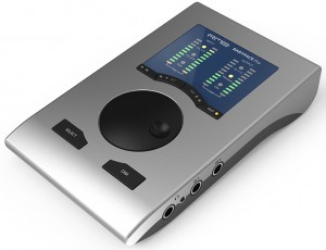 A solid professional quality audio interface