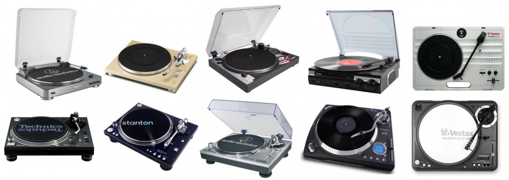 We review the best turntables in the market