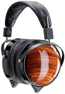 Another audiophile pair of headphones with a closed-back design