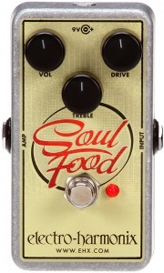 Another vintage favorite among distortion pedals