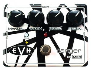 Flanger guitat pedal for the ages