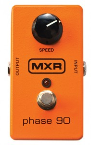 Another MXR but phaser guitar pedal