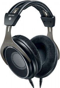 Shure's top pair of headphones
