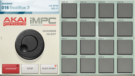 A solid drum machine application