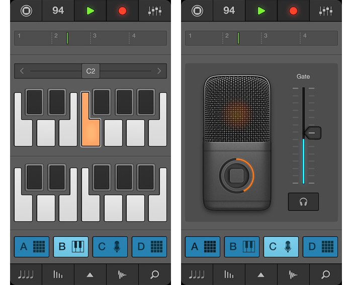 free music making apps for android