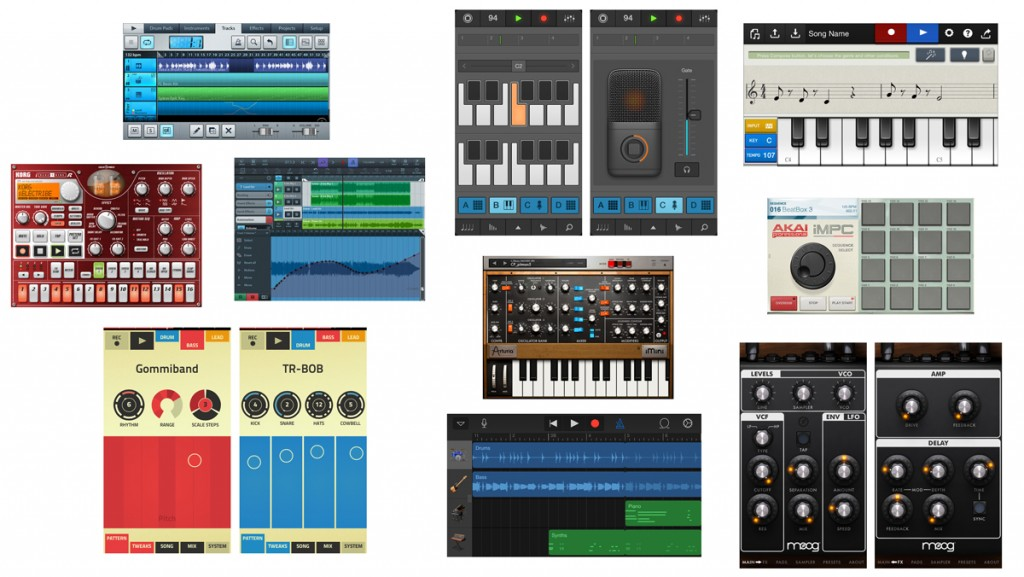 We review the 10 best music production apps today