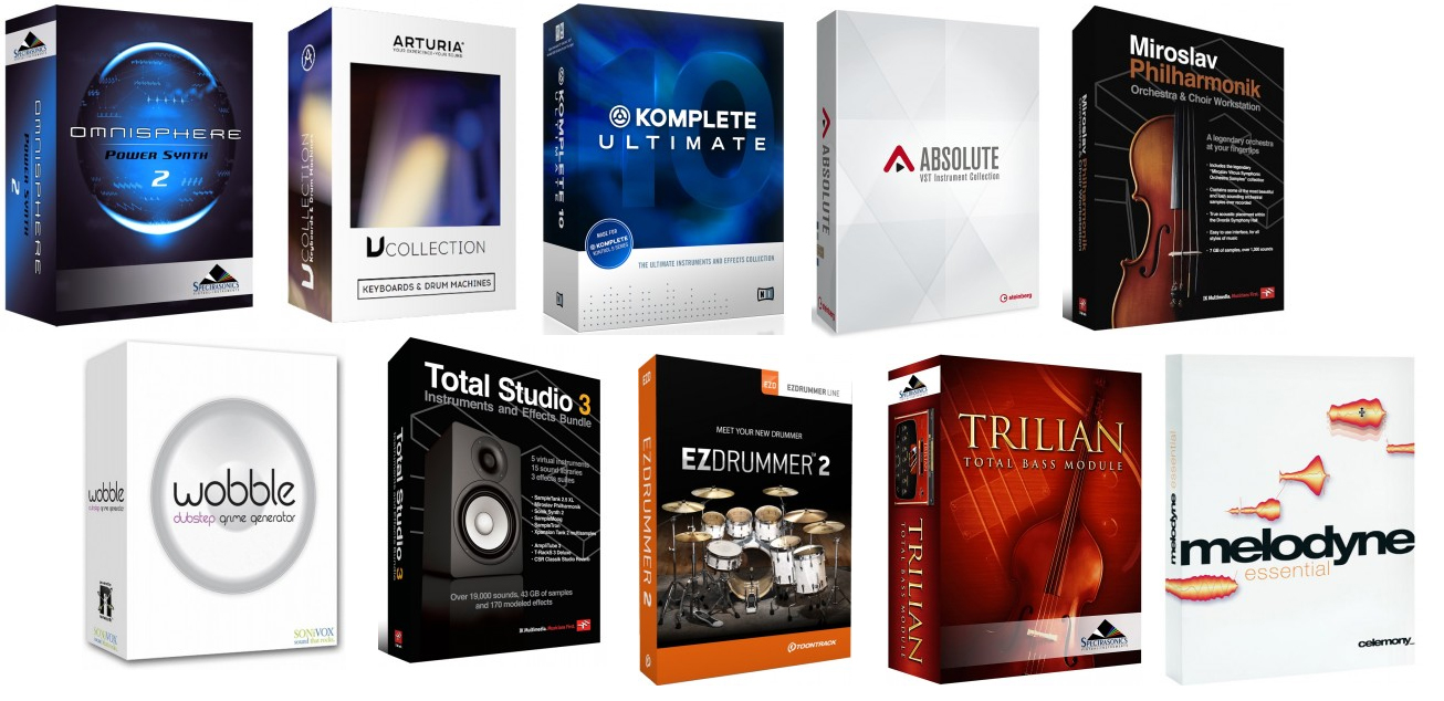 The Top 10 Best VST Software Plugins in the Market - The