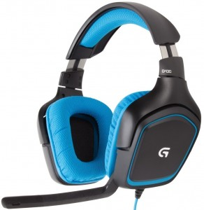 A solid gaming headset by Logitech