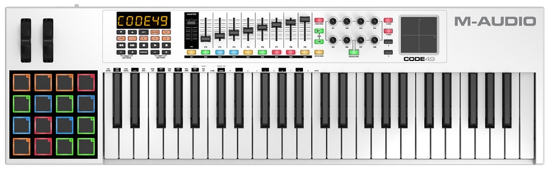 Get Creative with Logic Pro X Alchemy's Synth Performance ...