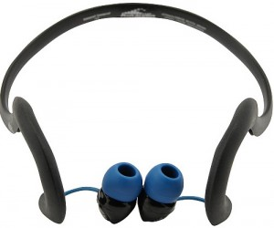 A great pair of waterproof headphones for working out