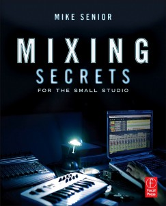 One of our favorite books for home studio producers