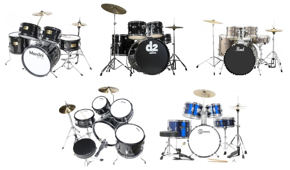 For starters, the best drum kit depends on a few needs