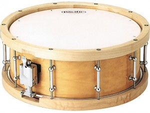 One of the best wooden snare drums out there
