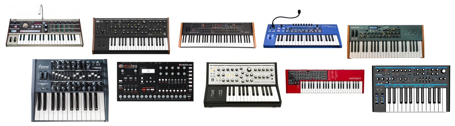 The Top 10 Best Synthesizers in the Market Today - The Wire Realm