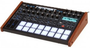 One of the best hardware analog drum machines today