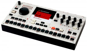 A nice analog drum machine if it's what you're looking for