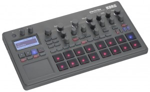 A great drum machine for those who love synths