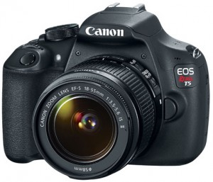 Another amazing DSLR camera to film festivals