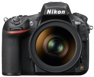 Last but definitely not least, this is a monster DSLR video camera