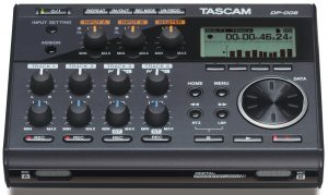 Another Tascam multitrack recorder for budget-friendly shoppers