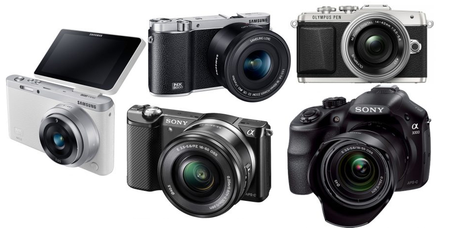 We review the best mirrorless cameras under 500 dollars
