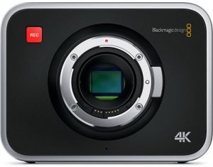 Another one of the best 4K video cameras in the market