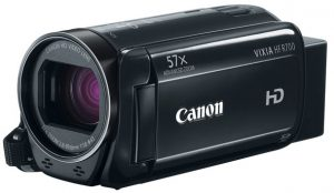 This camcorder is awesome for filming your favorite artists