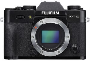 Fujifilm's mirrorless camera for live concerts