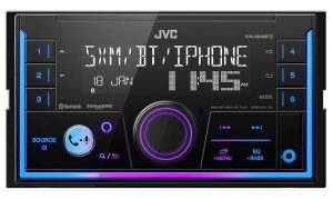 a nice JVC model for single-DIN needs