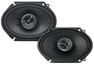 Kenwood's best car speakers