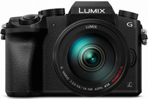A brilliant mirrorless video camera that shoots in 4K