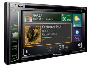 Pioneer's highly rated stereo for your car