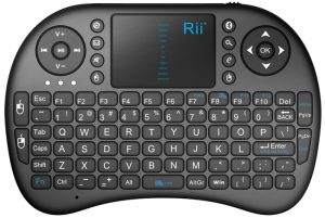 A different spin to a budget-friendly wireless keyboard