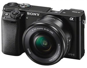 One of the best mirrorless cameras for filming video