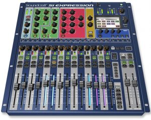 If you can afford this, its one of the best audio mixers out there