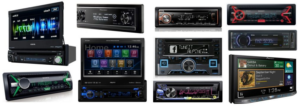 We review the 10 best car stereos for the money