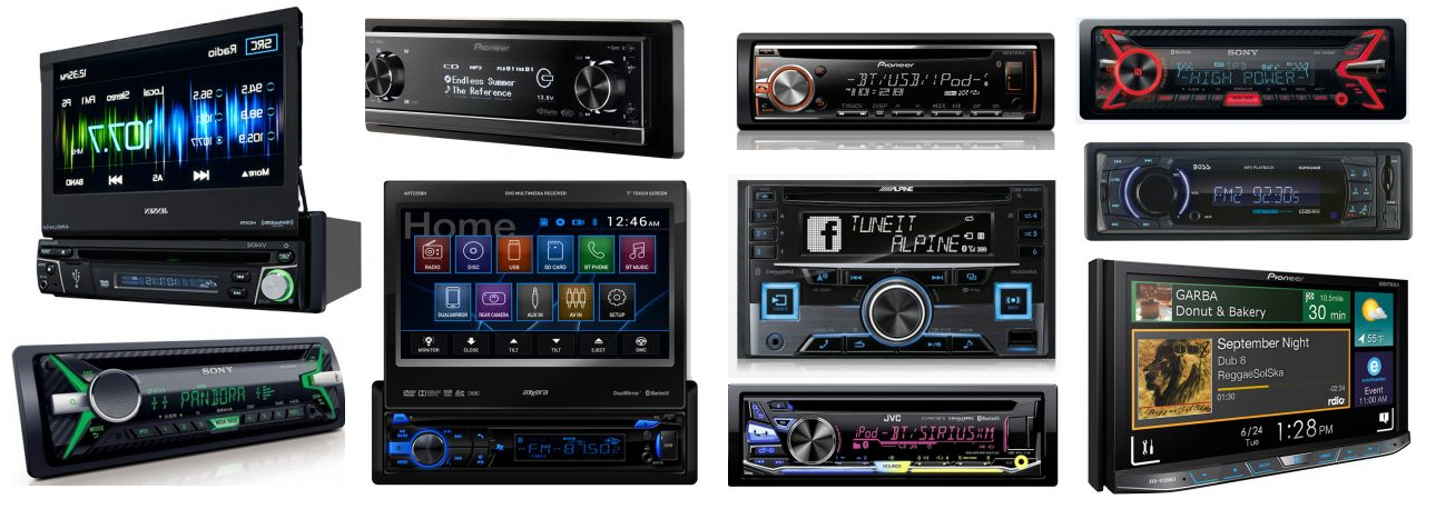 The Top 10 Best Car Stereo Receivers on the Planet - The Wire Realm